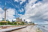 Shore Line in Toronto City