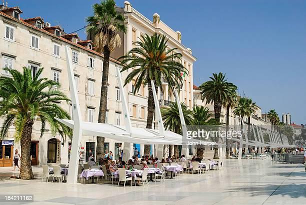 Promenade, Split, Croatia