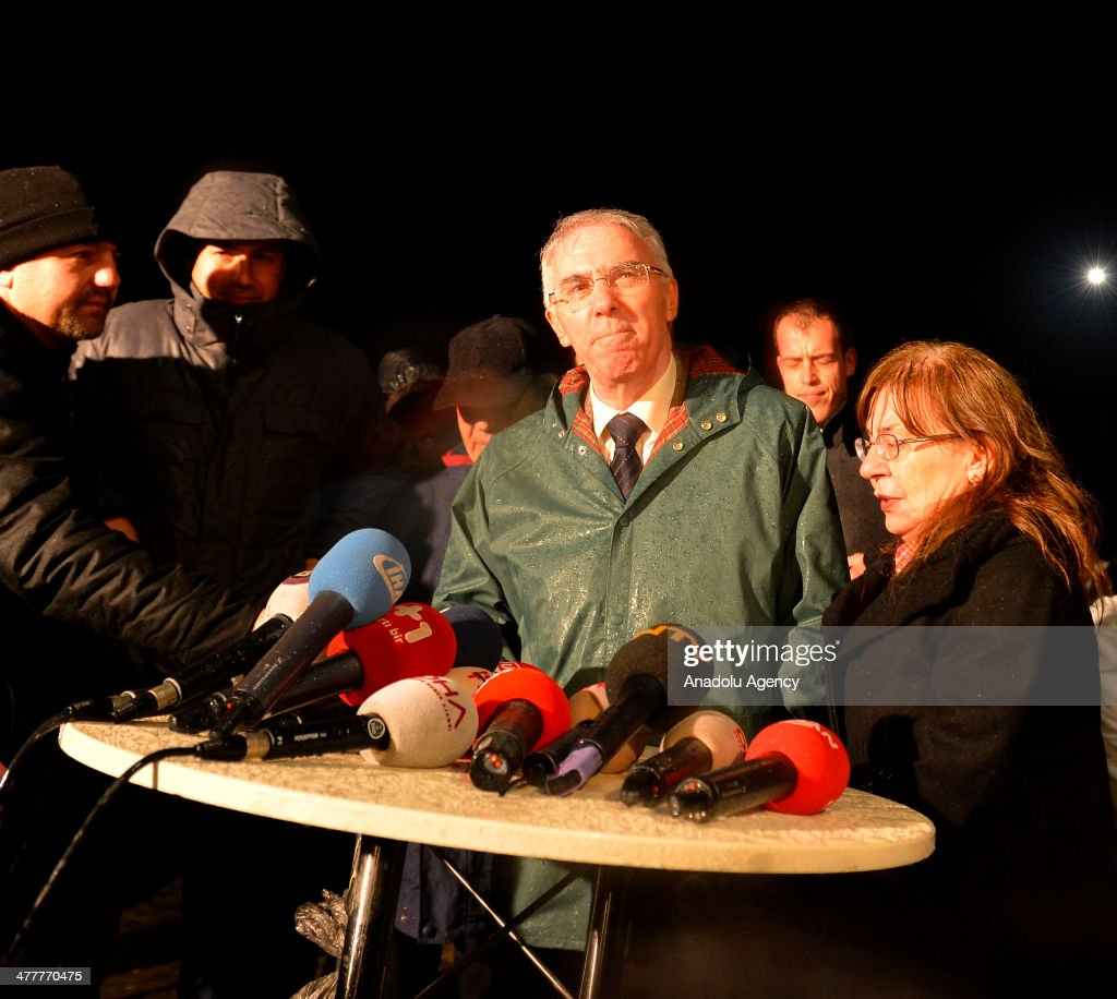 Prominent detainee retired Turkish General Hasan Igsz in the Ergenekon coup plot case released from Silivri Prison in Istanbul following the 20th...