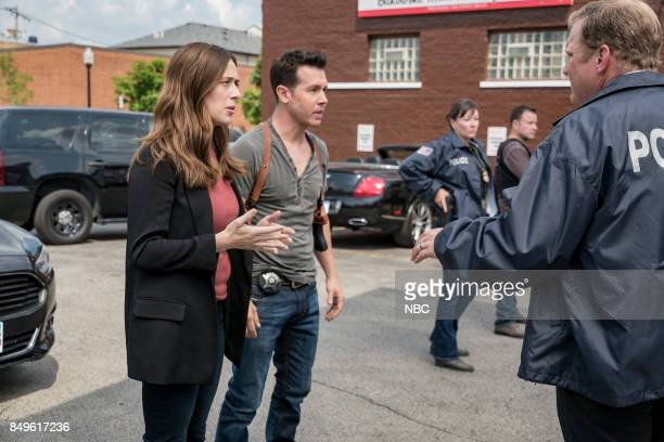 D 'Promise' Episode 502 Pictured Marina Squerciati as Kim Burgess Jon Seda as Antonio Dawson