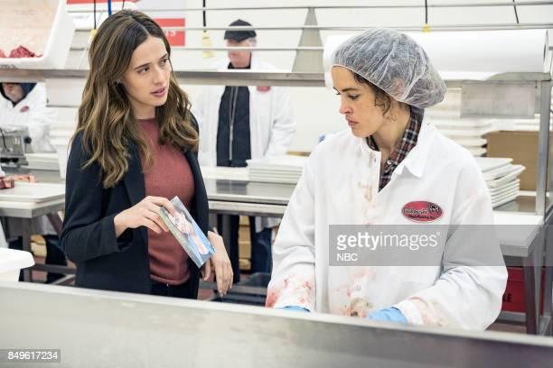 D 'Promise' Episode 502 Pictured Marina Squerciati as Kim Burgess Susana Victoria Perez as Lucia