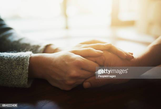 Je vous promets d'être là pour vous quand vous en avez besoin