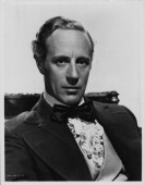 Promotional portrait of actors Leslie Howard as he appears in the movie 'Gone with the Wind' 1939