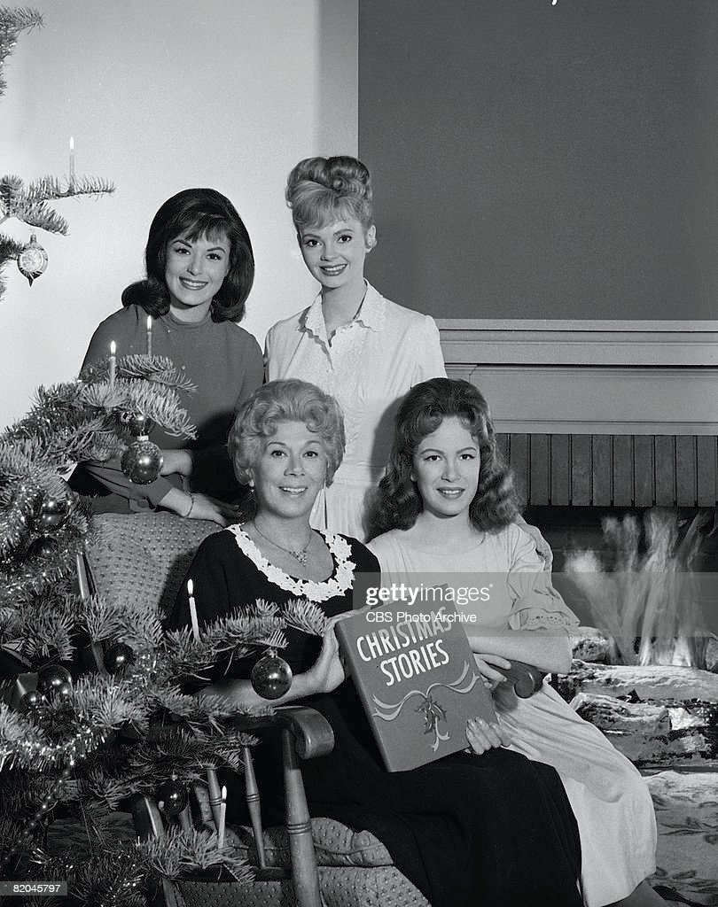 the women of petticoat junction pictures getty images promotional portrait of american actresses clockwise from top left pat woodell as bobbie
