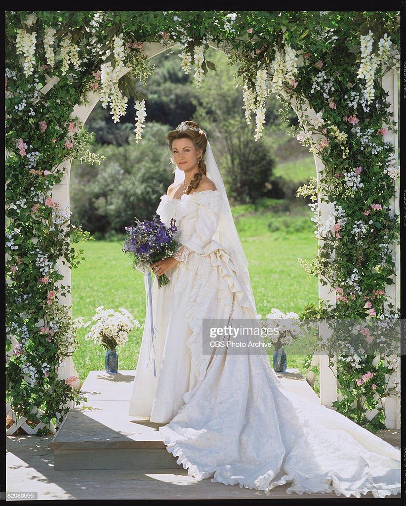 Promotional Portrait Of British Actress Jane Seymour Born Joyce Penelope Wilhelmina Frankenberg As
