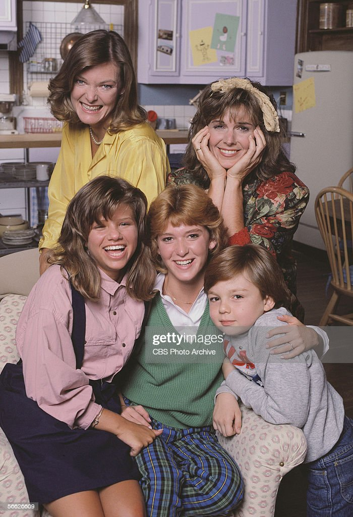 The Kitchen Cast 1986 cast of 'kate & allie' pictures | getty images