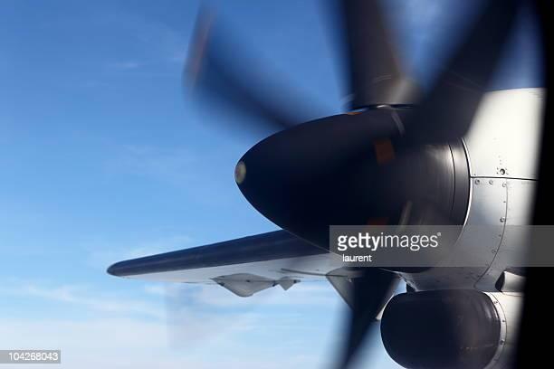 Propeller Flugzeug