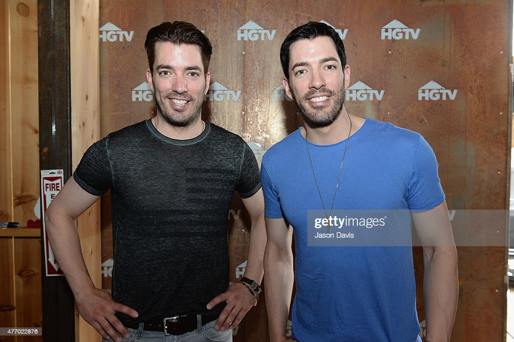 Lodge at cma music fest day 3 getty images Drew jonathan property brothers