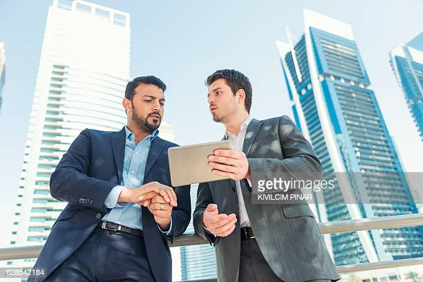 Property business in Middle East