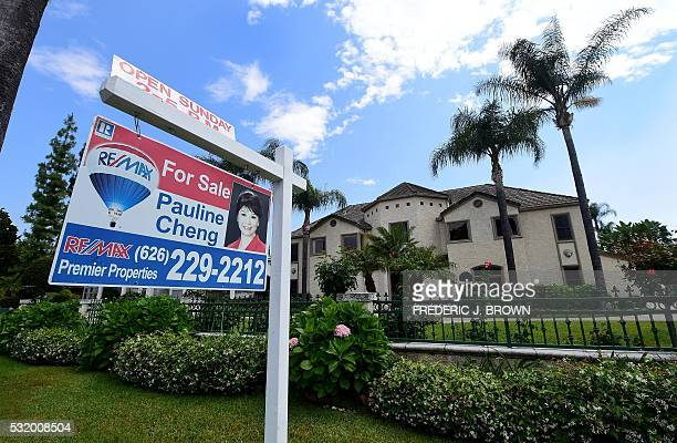 A property estimated at close to 4 million USD sits for sale in Arcadia California on May 17 where 'mansionization' has become a flash point houses...