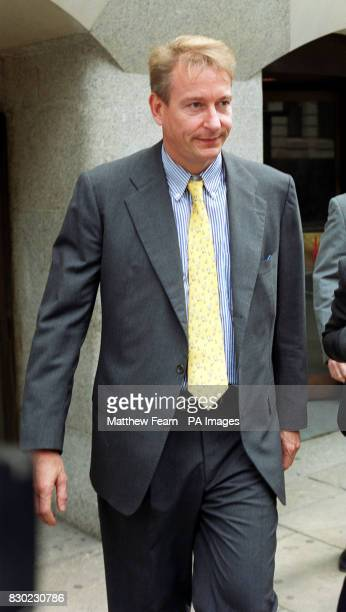 Property tycoon Thomas Kramer leaves the Old Bailey in London after denying a charge of rape Kramer from Holland Park west London was remanded on...