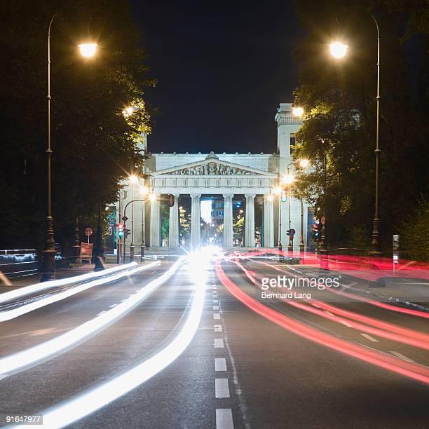 Propylaea on the Koenigsplatz