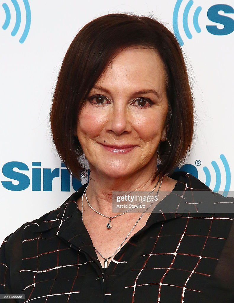 Prosecutor and author Marcia Clark visits the SiriusXM Studio on May 26, 2016 in New York City.