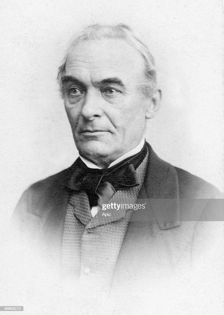 Prosper Merimee french writer photograph by Charles Reutlinger c 1860