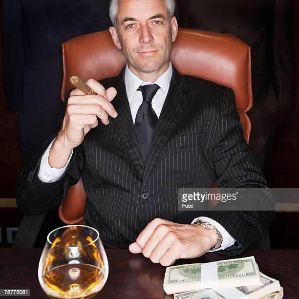 Prosperous Businessman