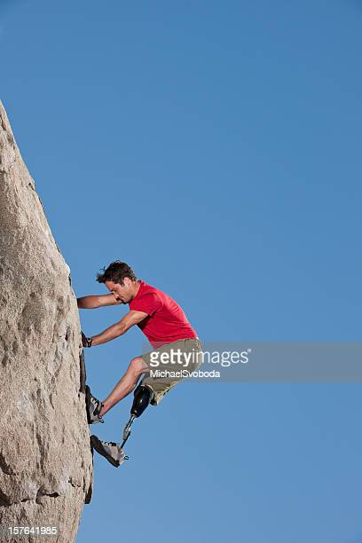 Prosthetic Climber