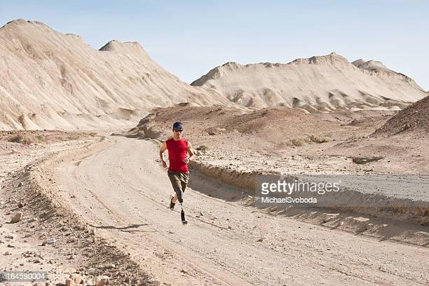 Prosthetic Runner