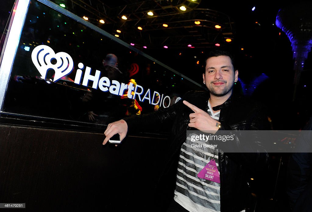 DJ Prostyle attends a private party celebrating CES 2014 hosted by iHeartRadio featuring a live performance by Krewella at Haze Nightclub at the Aria Resort & Casino at CityCenter on January 8, 2014 in Las Vegas, Nevada.