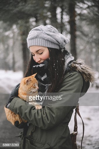 Protecting the cats in winter