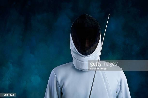 Fencing Sport Stock Photos And Pictures Getty Images