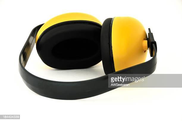 Schützende Ohrenschützer