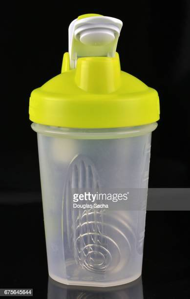 Protein and Vitamin mixing bottle for nutritional drinks
