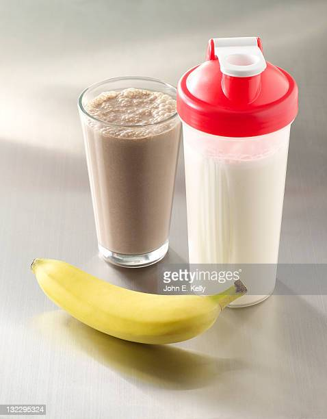 Protein Shakes with Banana