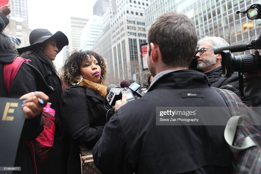 anti beyonce protest rally The eventbrite post that started it all was titled anti-beyoncé protest rally - new york, but the post detailed its disapproval of the general black lives matter movement and the black panthers.