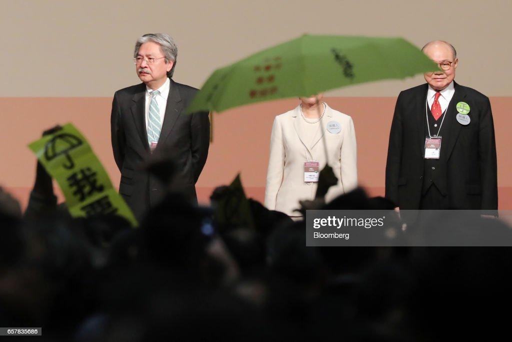 Hong Kong's Chief Executive Election