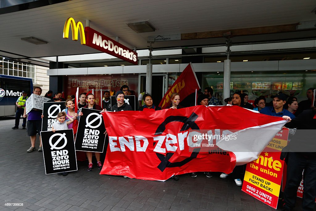 McDonald's Workers Set To Strike On International Day Of ...