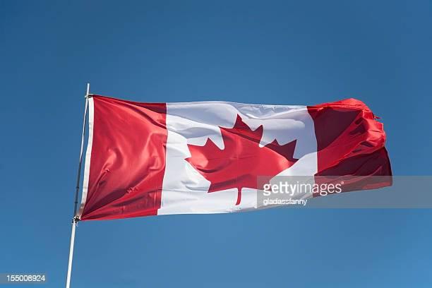 Proud Canadian Flag