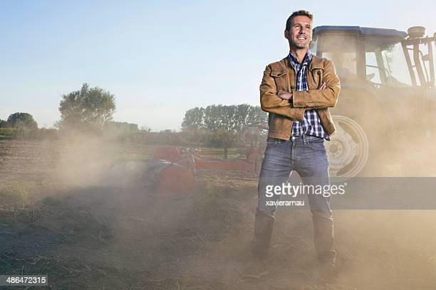 Fier farmer