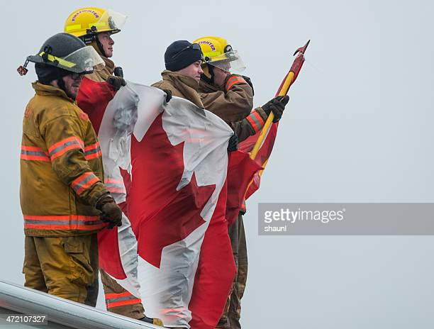 Proud Firefighters