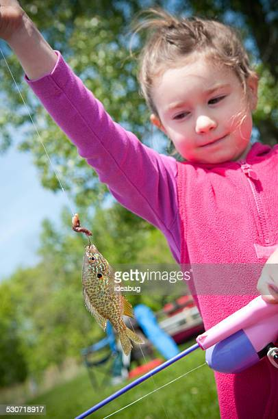 Worm stock photos and pictures getty images for Little girl fishing pole