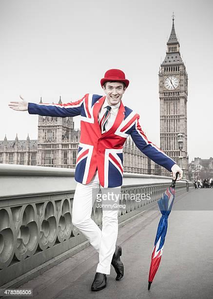 Fier d'être britannique