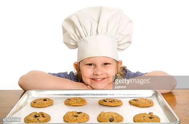 Stolzer junge baker