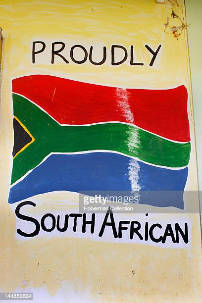 Proudly South African wall mural