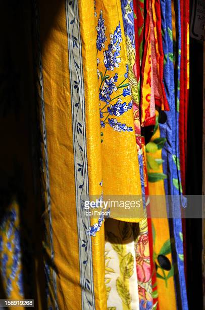 Proven?al textiles, in Arles, France