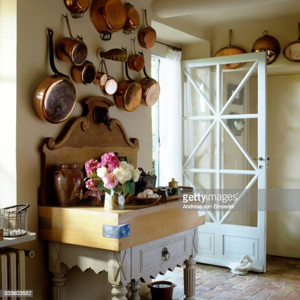 Provencal farmhouse