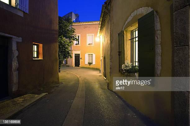 Provence par nuit