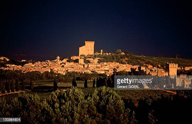 Provence ChateauneufduPape France Its vineyards