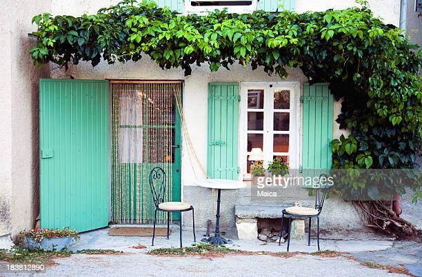 Provence façade de