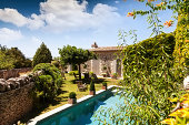 Relaxing vacation getaway in the south of France.