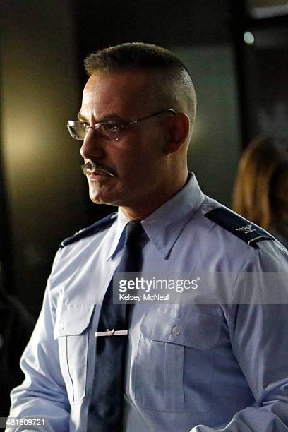 S AGENTS OF SHIELD 'Providence' With Colonel Glenn Talbot now on their trail Coulson and his team seek refuge in the last place anyone would look...