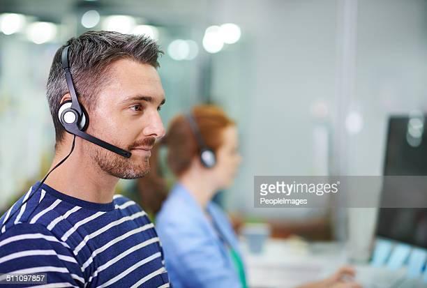D'assistance clientèle professionnel