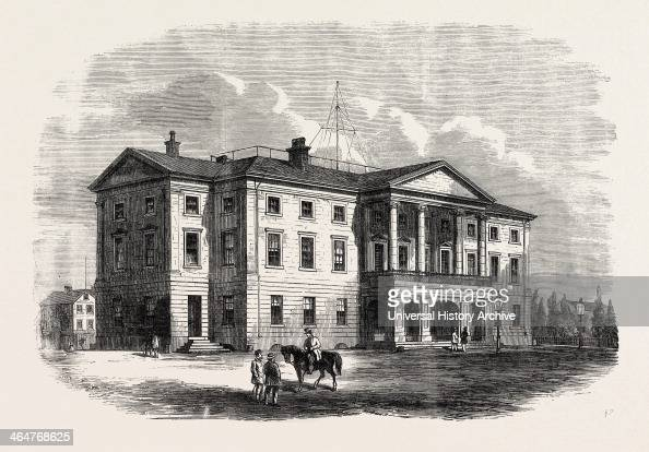Province Building Charlotte Town Prince Edward Island 1864