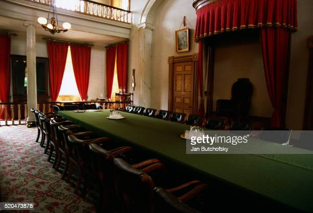 Province House's Confederation Chamber
