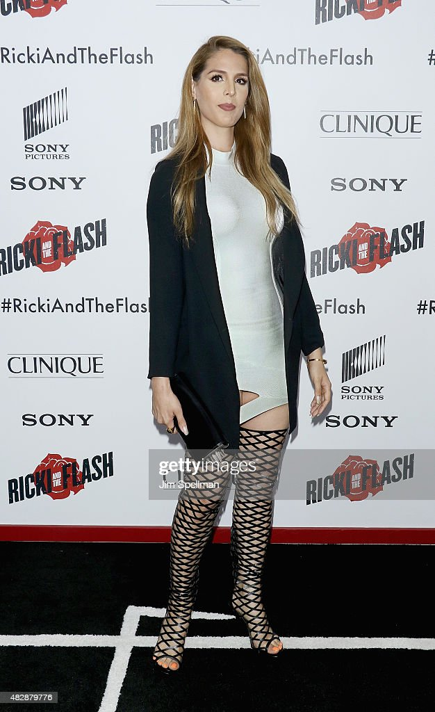 """""""Ricki And The Flash"""" New York Premiere"""
