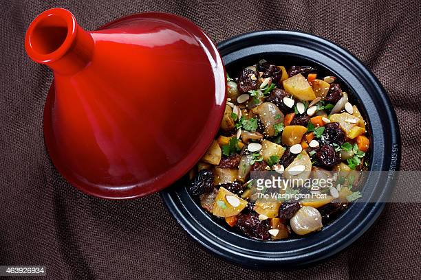 Prune and Turnip Tagine