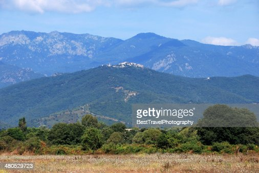 Prunelli di Fiumorbu, Korsika : Stock-Foto